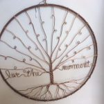Tree of Life & Inspirational Wire Work Wallhangings