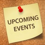 August, September & October Events