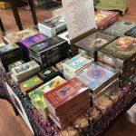 Tarot Deck Sale in Our Showroom