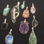 Another Successful Beginner & Intermediate Wire Wrapping Class